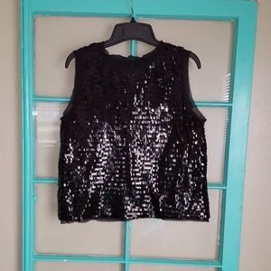 Tops - Sequin top